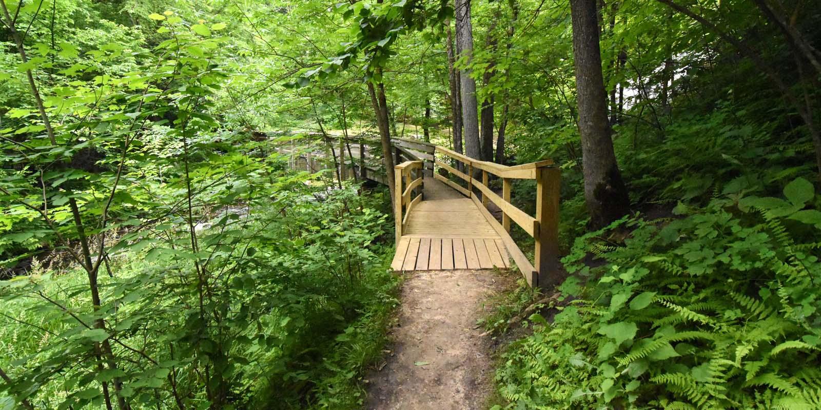 Cascade trail 1