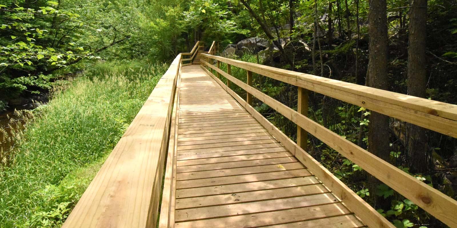 Cascade trail 4
