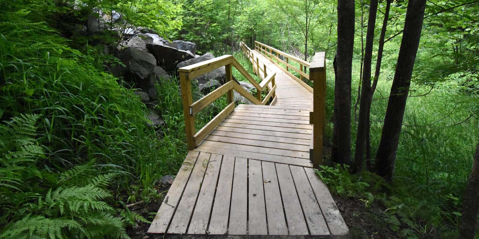 Cascade trail 6