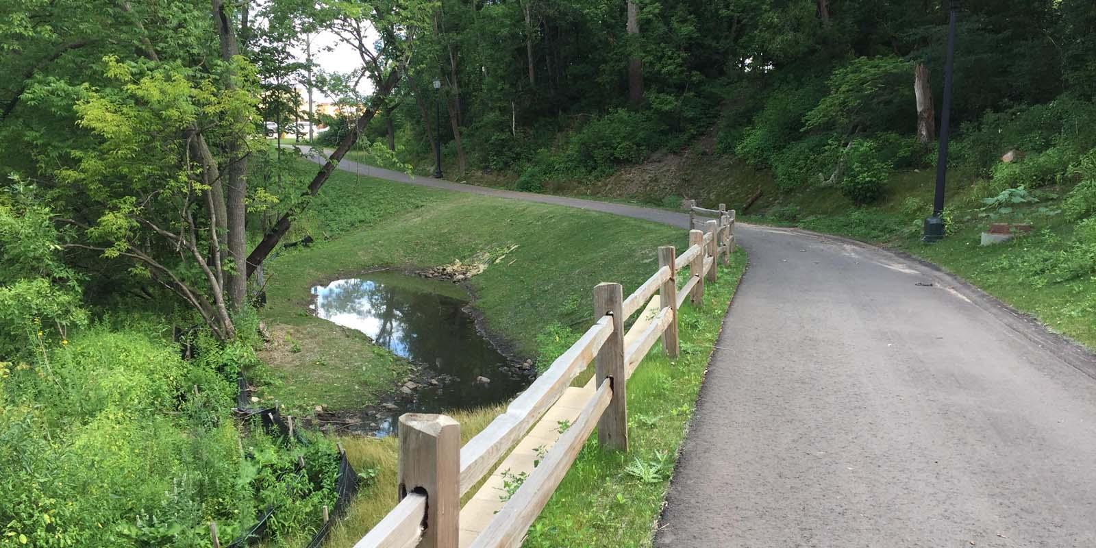 Lake George Trail 2