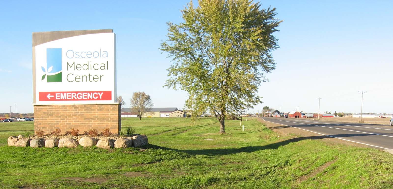 Osceola Hospital Utility Extension Project photo 1