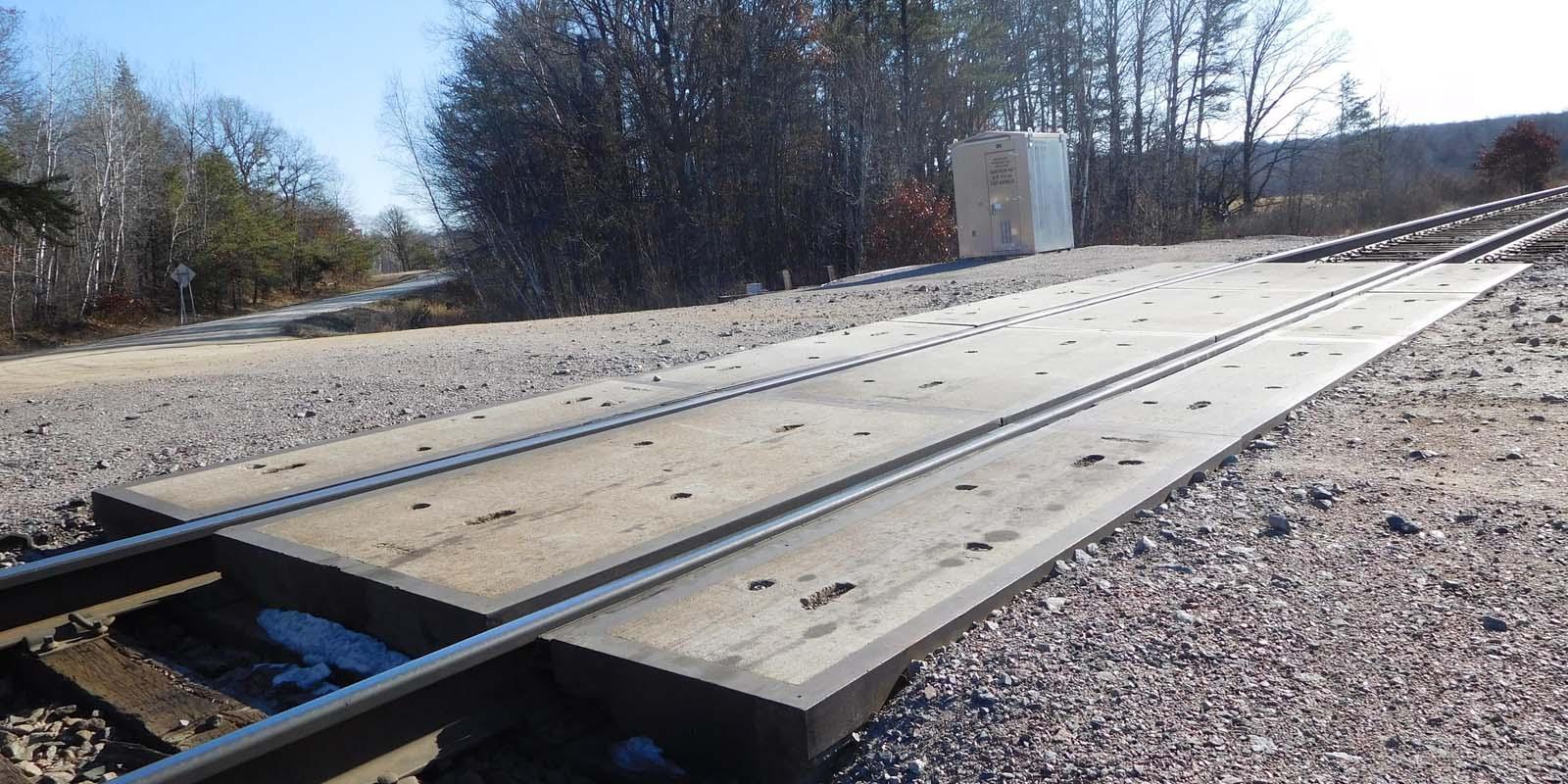 Rail crossing photo 2