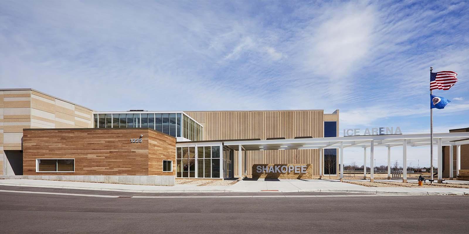 Shakopee community center and ice arena photo 2