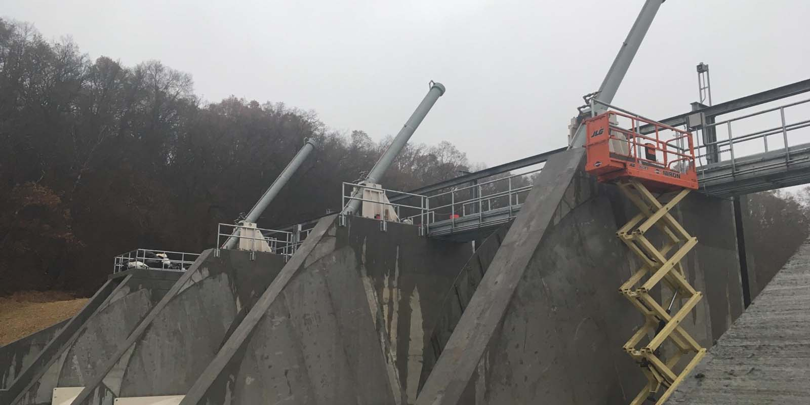 Willow river dam photo 1